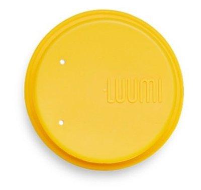 【LUUMI】Sealed Lids  加拿大 100%白金矽膠杯蓋+細吸管 密封蓋 矽膠吸管