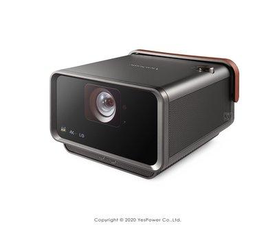 X10-4K ViewSonic 4K UHD LED無線智慧投影機 2400流明/3840x2160/8W喇叭/悅適
