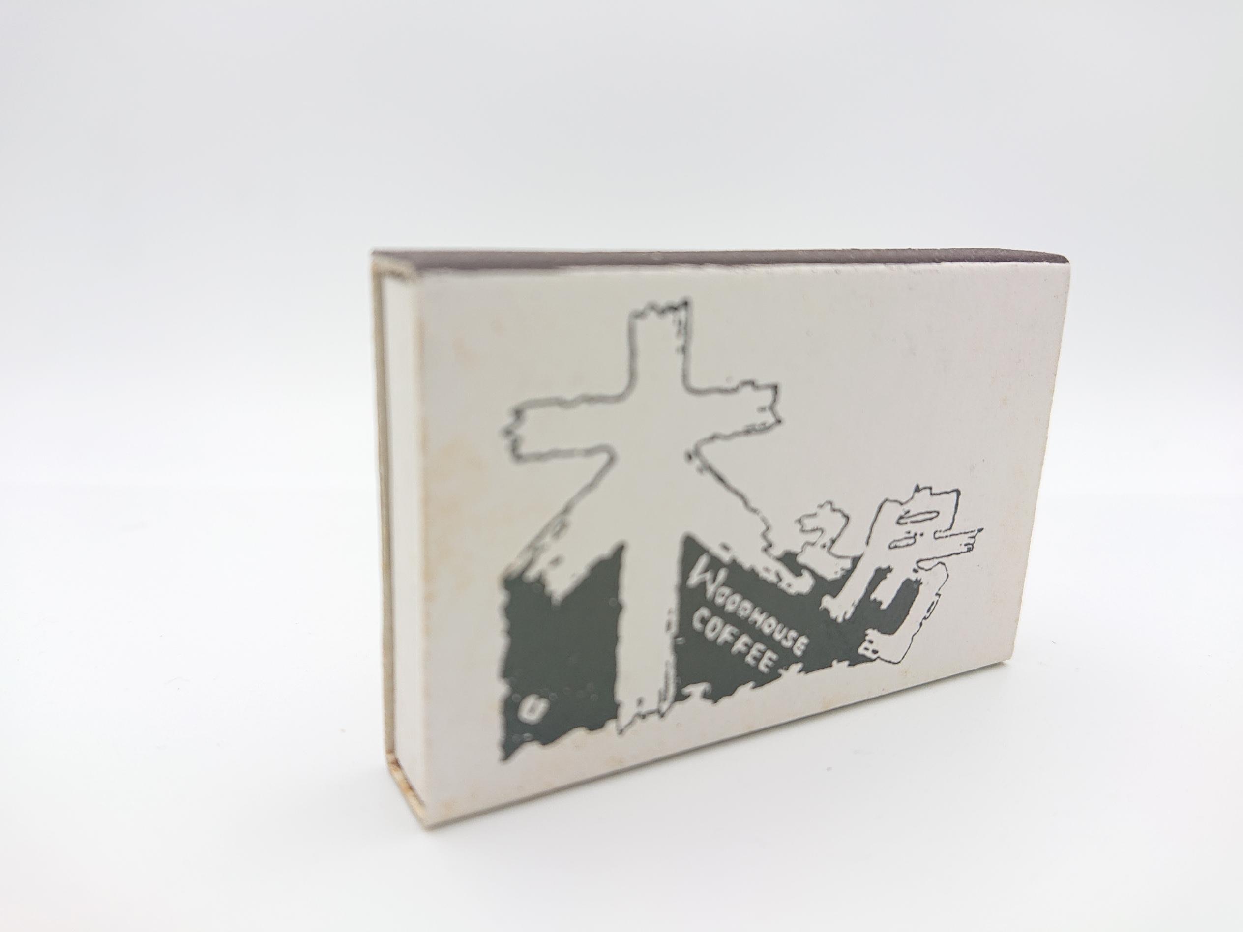 木之房紀念火柴5盒保存良好