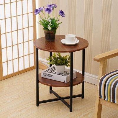 邊幾現代簡約小茶几移動角幾沙發邊桌邊櫃床頭桌置物架北歐小圓桌 LX 全館免運