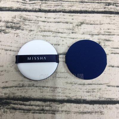 [Olina韓國代購] 現貨 Missha magic 魔力氣墊粉餅 專用粉撲 下標區