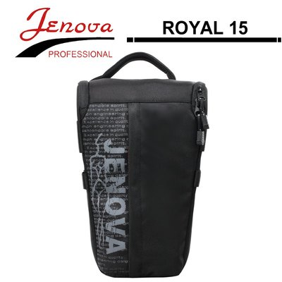 *大元 高雄*【優惠價】Jenova Royal 15 相機包 適合一機一鏡 長鏡頭