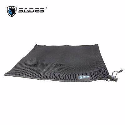 【捷修電腦。士林】SADES 賽德斯 耳機滑鼠收納袋 $399