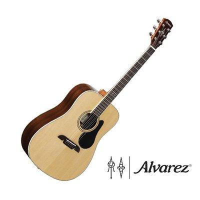Alvarez AD70 41吋 雲杉面單 玫瑰木背側 民謠吉他 - 【他,在旅行】