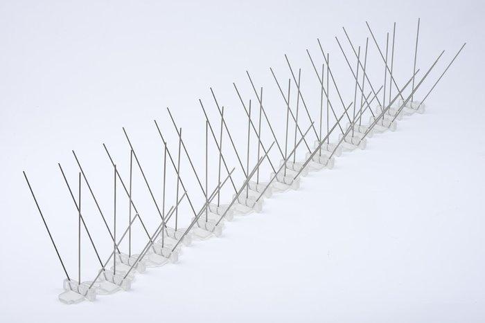 「香港商莊臣」SafePRO不銹鋼 防鳥刺∕驅鳥刺 (60CM) 耐用長達20年預防禽流感