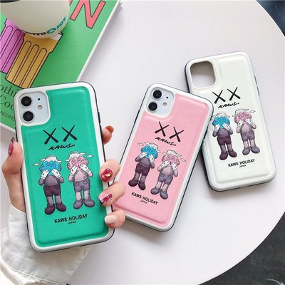 3056 KAWS 手機電話殼新IPHONE 11 PRO 6 7 8 X PLUS XS XR MAX