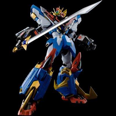 千值練 大張正己 Metamor-Force 超重神 重力王 模型