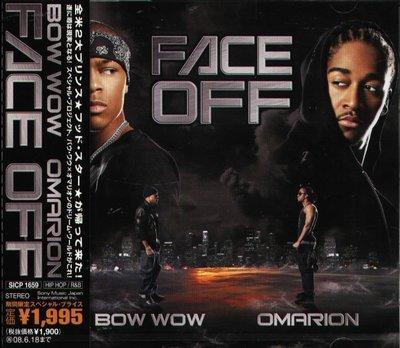 K - Bow Wow & Omarion - Face Off - 日版 +2BONUS - NEW