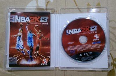 PS3  NBA 2K13 英文亞版(編號28) 新北市