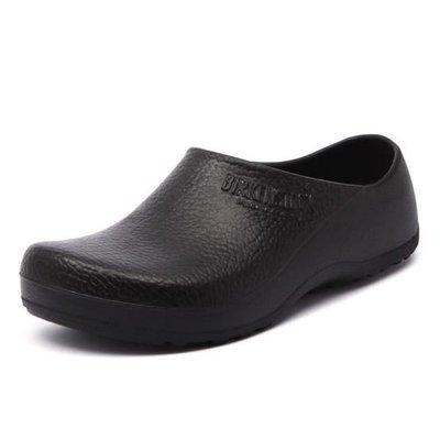 德國勃肯BIRKENSTOCK正品工作鞋廚師鞋手術鞋防水防滑防油柏肯伯肯拖鞋