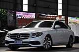 Benz E220 d 2017 白色 倒顯 導航 盲點 總代理-金帝汽車