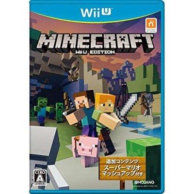 遊戲歐汀 Wii U 我的世界
