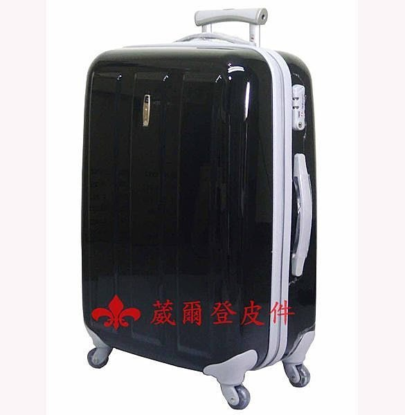【 補貨中缺貨葳爾登】萬國EMINENT雅士硬殼25吋頂級硬殼旅行箱360度行李箱鋼琴鏡面登機箱25吋kc32黑色