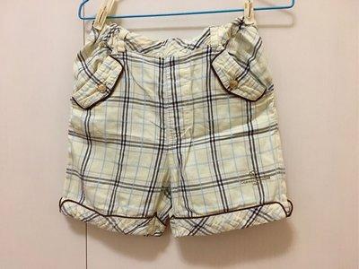二手義大利品牌男童短褲 $250免運 Giovanni Valentino 100cm
