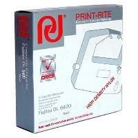 FUJITSU DL6400 相容性黑色色帶for FUTEK F84/86/166/164/LP7600/7800