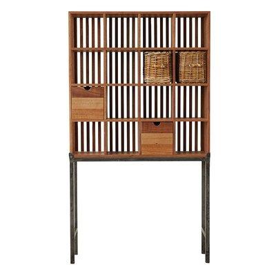 【Eze Art Deco】美國設計師傢飾,美式芒果木儲物櫃,展示櫃餐櫃書房創意造型收納櫃置物櫃儲物櫃斗櫃 民宿客廳展示