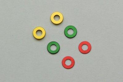 ☆大都會☆KYOSHO MINI MZW412-1 SP Long King Pin Ball Color Set