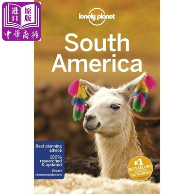 South America On A Shoestring 14 英文原版 窮游南美14版 Lonely Planet