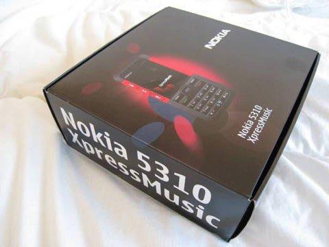 『皇家昌庫』NOKIA 5310 時尚超薄設計 不凡音質 200萬強大拍照 MP3娛樂 六色供應 保固一年