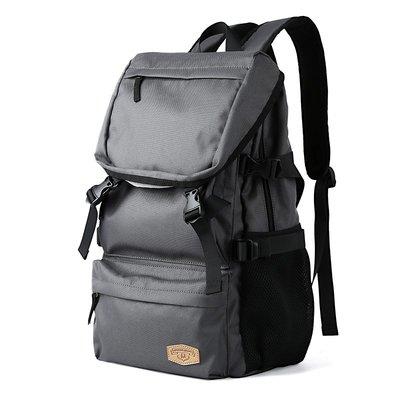 背包戶外雙肩包男登山旅行包時尚潮流初中高中學生書包潮牌背包男包女登山背包