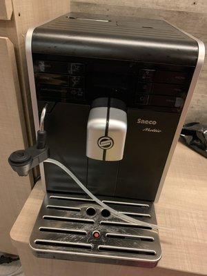 二手 八成新 飛利浦 Philips Saeco Moltio 全自動 義式 咖啡機 HD8768 奶泡 自製拿鐵 濃縮