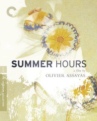 迷俱樂部|夏日時光 [藍光BD] 美國CC標準收藏 Summer Hours 奧利維耶·阿薩亞斯 Criterion