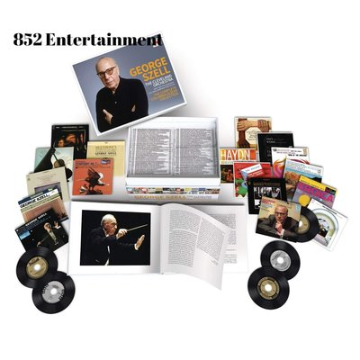 George Szell The Complete Columbia Album Collection 106CD 2018 (包郵)