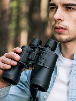 PUROO雙筒望遠鏡高倍高清夜視特種兵非人體透視兒童演唱會望眼鏡