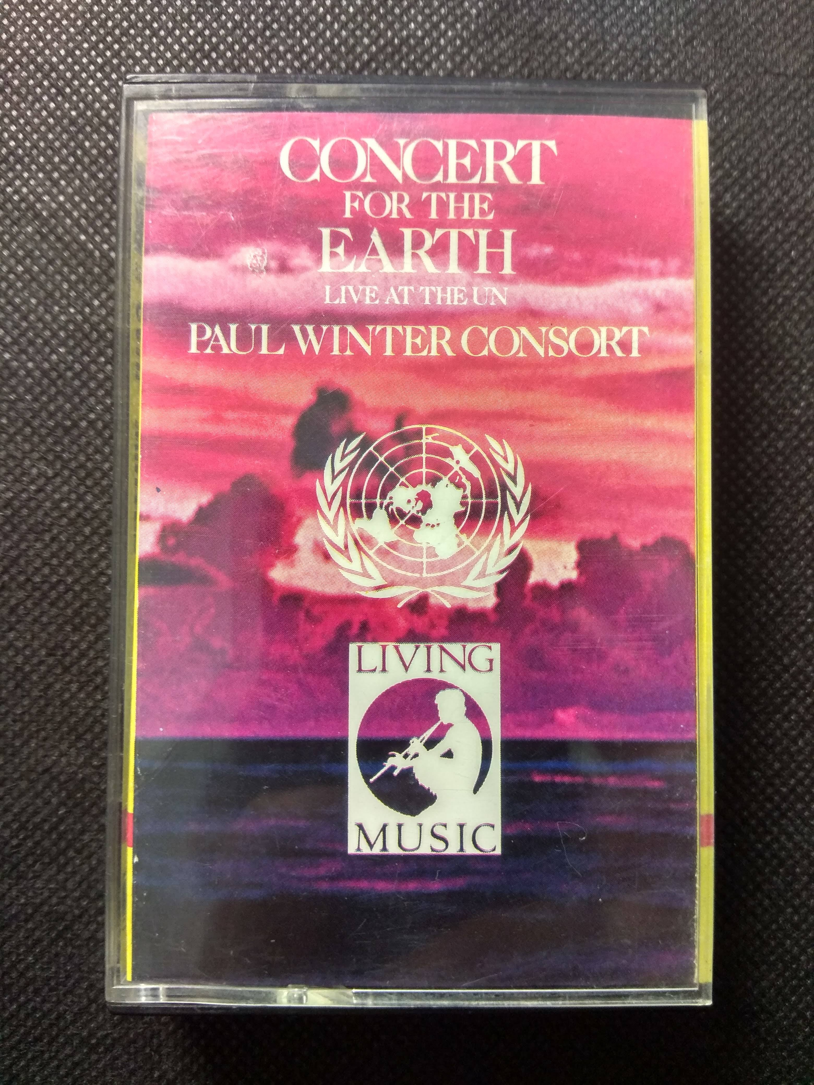 Paul Winter Consort/ Concert For The Earth/ 齊飛 代理發行