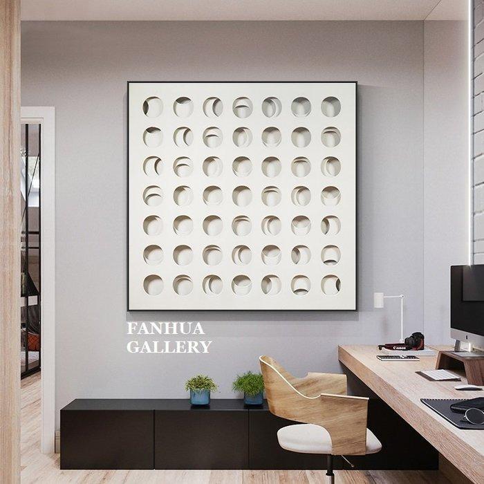 C - R - A - Z - Y - T - O - W - N 極簡格物立體視覺時尚掛畫個性玄關裝飾畫當代藝術抽象裝飾畫美學空間設計師款掛畫工作室餐酒館掛畫