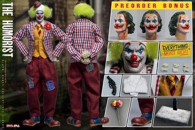全新 Toys Era TE033 1/6 The Humorist 幽默主義者 Joker 小丑 杰昆
