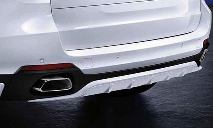 【樂駒】BMW X5 F15 原廠 後擾流 改裝 套件 方管 飾板 外觀 空力 精品