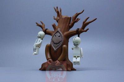 【MEDICOM TOY】聖誕夜驚魂 庫柏立克 鬼魂樹 KUBRICK DISNEY SERIES 3 HANGING