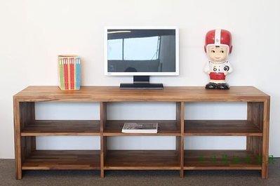 TV 23 柚木實木家具*歡迎訂做~電視櫃&窗邊收納坐椅&TV櫃&床尾椅&穿鞋椅。柚木傢俱(無背板)