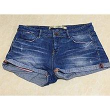 Zara Premium Wash 洗水牛仔褲 牛仔短褲 jeans