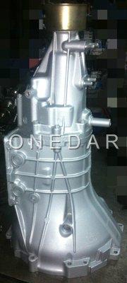 【ONE DAR汽車材料】中華三菱 得利卡DELICA 2.4 07年 手排變速箱整理件(有油底殼)