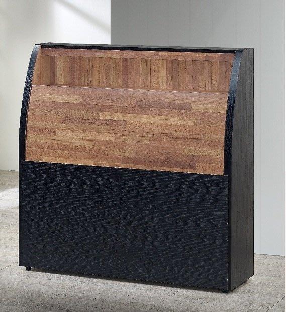 【DH】貨號BC03-1名稱《森爾威》3.5尺床頭箱(圖一)可掀開置物.木心板.備有5尺.6尺可選.台灣製可訂做.特價