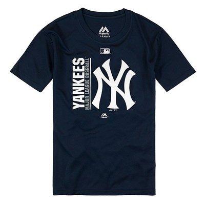 MLB Majestic美國大聯盟 快速排汗T恤球員版 洋基/道奇/小熊