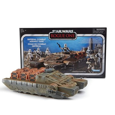 Kenner Star Wars Rogue One Imperial Combat Assault Tank Vintage 俠盜一號 星球大戰 外傳 戰車