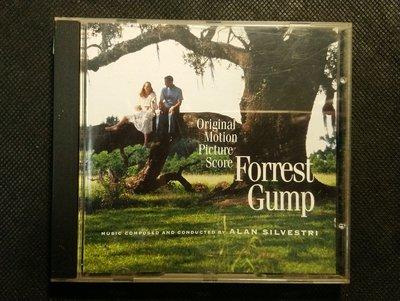 CD/HG63/電影原聲帶/Forrest Gump Original Motion Picture Score阿甘正傳/非錄音帶卡帶