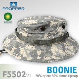 馬克斯 PROPPER BOONIE 闊邊帽 / 陸軍迷彩 / 可調式頭帶 / F5502-21-394