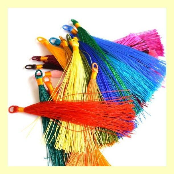 【螢螢傢飾】【流蘇穗子】徑寬5mm,縫紉配件,汽車吊飾,復古裝飾,包包配飾,拉鍊把手。