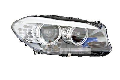 ~~ADT.車燈.車材~~ BMW F10 F11 前期 原廠型 HID 魚眼大燈 無轉向 專用 特價單邊9800元