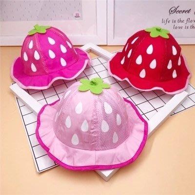 兒童帽子 嬰兒帽子春秋純棉漁夫帽3-6-12-18個月男女寶寶公主帽盆帽潮