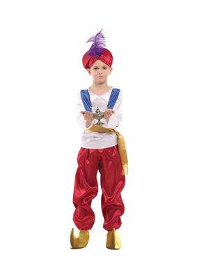 萬聖節服裝,萬聖節裝扮,阿拉丁裝扮/兒童變裝服-阿拉丁王子