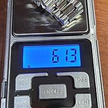 ROLEX 勞力士 1803 原廠 18K白金錶帶