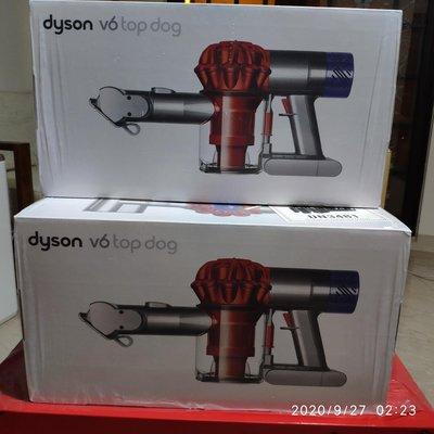 全新未拆日本親自帶回 戴森 Dyson V6 Top Dog 無線吸塵器 附電動塵蟎吸頭 共5吸頭比台灣多 寵物沙發床墊好幫手 與Mattress 同等效能吸力