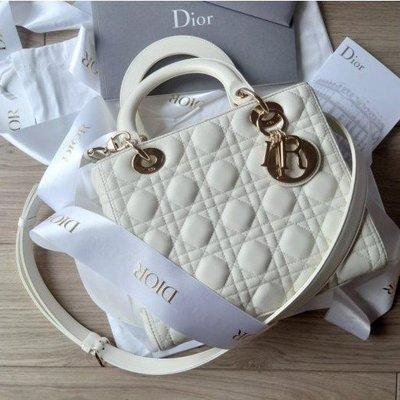 Dior Lady bag 5格黛妃包 現貨