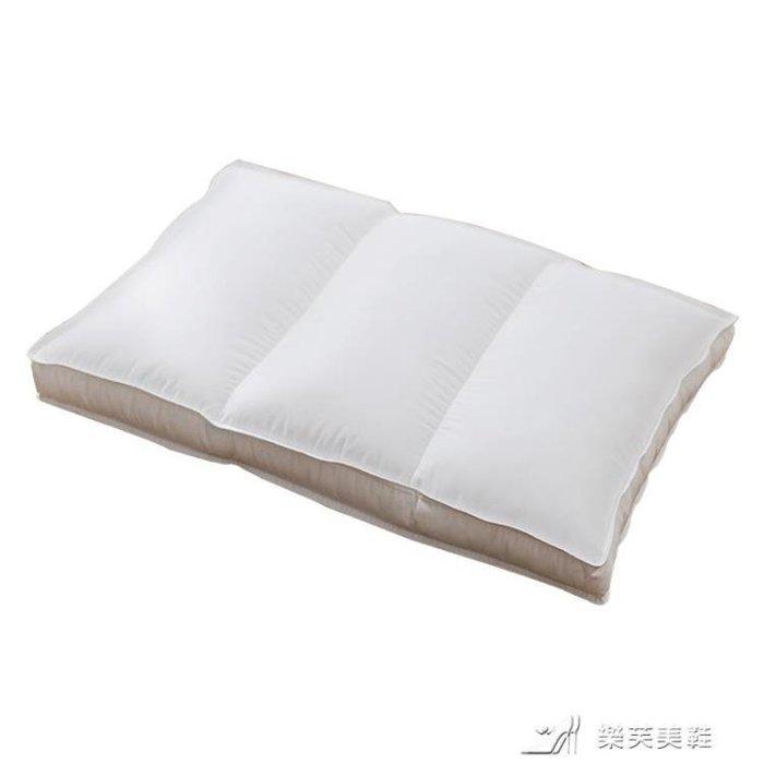 免運 可開發票 日式簡約枕頭枕芯 柔軟羽絲絨纖維枕 酒店枕可水洗枕 【創意當鋪】