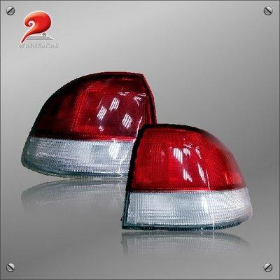 【驚爆市場價 我最便宜】96-98 K8 紅白晶鑽 後燈組